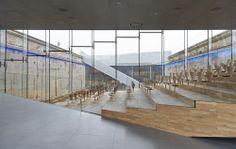 Danish Maritime Museum / BIG, by Hufton + Crow