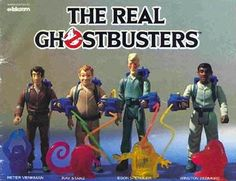 The Real Ghostbusters Toy Figurines 1980s Toys, Retro Toys, Vintage Toys, Ghostbusters Toys, The Real Ghostbusters, Childhood Toys, Childhood Memories, Gi Joe, Modern Toys