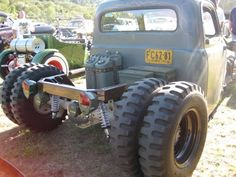 rat rods | Fourtitude.com - Rat Rod Jeep...or the death of Turbiodiesel