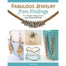 Fabulous Jewelry from Findings.  No longer is the humble jewellery finding just a component for connecting design elements together. The innovative designs in this book make jewellery findings the star of the show!