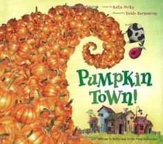 OMG!! I am in LOVE with this book! I just found it in my library today and read it to my students!! We loved it! So cute!!Pumpkin Town!