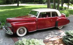 1948 Lincoln Continental Coupe