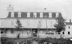 Hôtel Commercial de Roberval, vers 1900