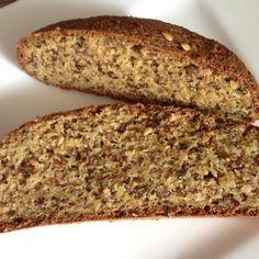 Rezept 5-Elemente-Brot lowcarb glutenfrei