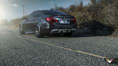B.M.W CLUB: Vorsteiner BMW M5 – New Photos