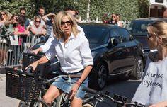 Brigitte Macron: La nouvelle pétition contre... ses «tenues inappropriées» !
