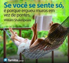 Familia.com.br | Lidando #criativamente com a #solidao. #Crescimentopessoal