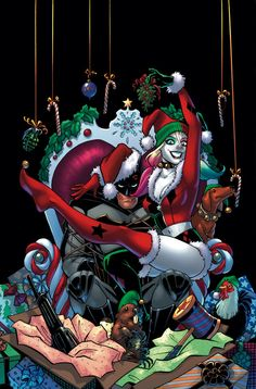 What to expect from DC, including Rebirth, Vertigo, DC Collectibles and more as we wrap up 2016.  xmas
