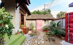 元日本軍居住区にある日本家屋をリノベーション。台湾と日本の要素を調和させた家 – YADOKARI|スモールハウス/小屋/コンテナハウス/タイニーハウスからこれからの豊かさを考え、実践するメディア。