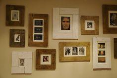 Uma nova moldura para sua velha lembrança - Casa do Criativo