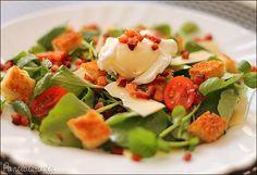 Salada Especial de Agrião Orgânico