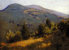Spring+Hillside,+1889+-+Abbott+Handerson+Thayer
