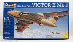 Handley Page Victor K Mk.2 Revell 04326 New Model Kit 1/72