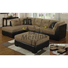 This sectional would be such a fun movie couch for my family. We have been looking for something new to relax on for the past year or so, and I think that this is what the doctor ordered. I could seriously see us enjoying some time on this.