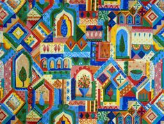 Moroccan Windows by Collier Campbell Lifeworks