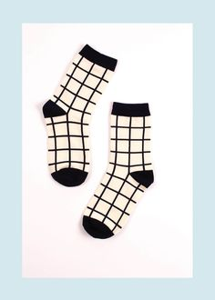 One size Cotton & elastane Canadian Dollar, Grid, Socks, This Or That Questions, Cotton, Shopping, Inspiration, Biblical Inspiration, Ankle Socks
