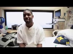 Patient leaves University of Michigan hospital without a human heart. Freedom Driver, a backpack-sized power supply, allows patient to recover at home while waiting for a heart transplant.