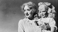 Bette Davis in the role of Jane Hudson in What Ever Happened To Baby Jane? The classic horror film, which has just turned 50, is being released on Blu-ray (AP)