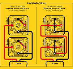 Crossover Wiring Diagram Car Audio Car audio systems