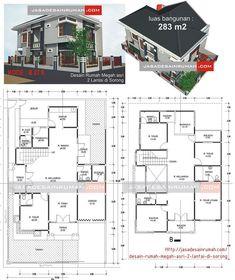 10 Ide Denah 10x20 Desain Rumah Rumah Minimalis Arsitektur