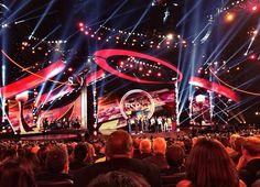 ESPY awards - amazing set and stage