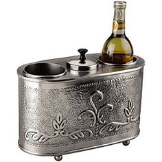 https://ak1.ostkcdn.com//images/products/3864756/Antique-Embossed-Pewter-Two-bottle-Wine-Chiller-P11915380.jpg