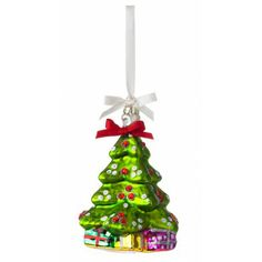 Ornament, juletræ.