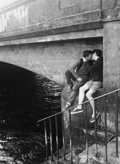 The kiss.....