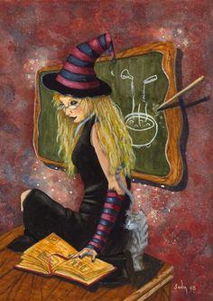 "Potions:  ""#Potions 101,"" by Sonia Hansman."