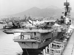 Blackburn Buccaneer, Hms Ark Royal, Navy Ships, Aircraft Carrier, Royal Navy, Battleship, Military Aircraft, British Royals, Wwii