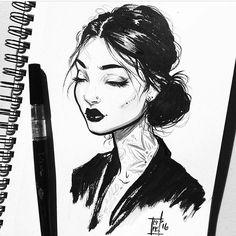 Beautiful By @lyfeillustration _ #arts_help