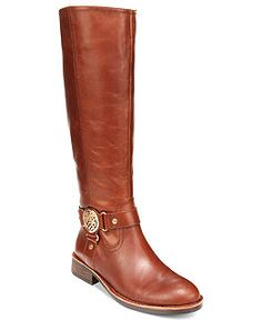Shoes - Riding Boots | Macy's