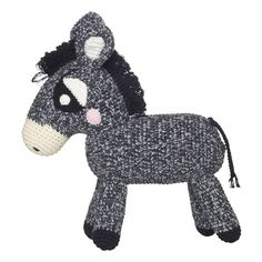 Determined and confident, Darcy is a donkey that knows what is what. Some might say obstinate but we prefer to say goal-orientated. For your little friend th...