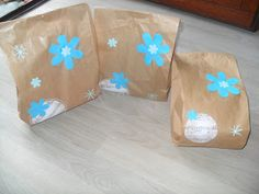 fairyscrappina: PACCHETTI REGALO  Mi diverto sempre a decorare sac...
