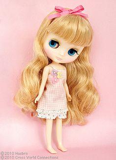 Кукла Middie Blythe средняя Блайз