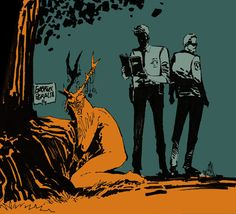 by GABRIEL PERALTA #truedetective