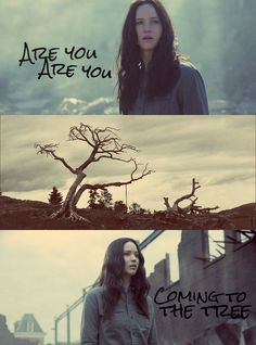 The Hanging Tree - Jennifer Lawrence The Hunger Games-Mockingjay