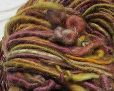 njy handspun hand dyed alpaca merino fall by njynotjustyarns, $19.99