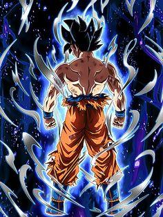 [New Form on the Horizon] Ultra Instinct Goku