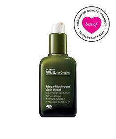 Best Anti-Aging Product No. 8: Dr. Andrew Weil for Origins Mega-Mushroom Skin Relief Advanced Face Serum, $53