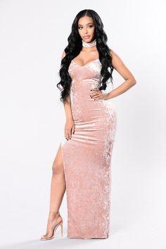 Love Serenade Dress - Blush