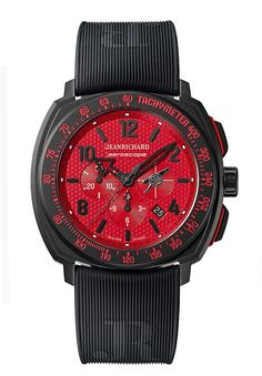 Just for Kicks: 6 Watches That Celebrate Soccer | WatchTime - USA's No.1 Watch Magazine (Jeanrichard Aeroscope Arsenal FC Limited Edition)