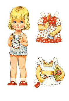 paper dolls | Tumblr