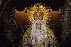 Sevilla Spain...Virgin of Hope