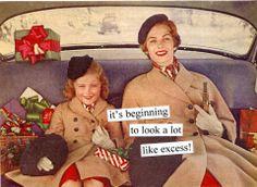 ❥ #Excess. #Consumerism.