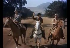 Trampas, The a Virginian, Steve: ride in photo