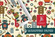 """Kids Birthday Gift Wrap 