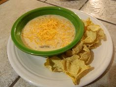 McAlister's Chicken Tortilla Soup - next time I'll add 1/2-1 can of Rotel!