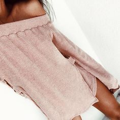 Laker Ribbed Top & Shorts | #saboskirt The comfiest set ever @yiota