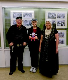 Barbara, Flat Stanley and Dutch Couple by sytsmas, via Flickr